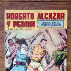 Tebeos: ROBERTO ALCÁZAR Y PEDRIN. N°158.. Lote 118705696