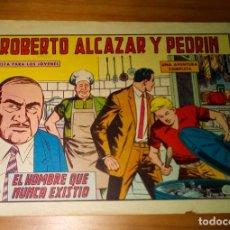Tebeos: ORIGINAL - ROBERTO ALCAZAR Y PEDRÍN - NÚMERO 753: EL HOMBRE QUE NUNCA EXISTIÓ. Lote 118949599