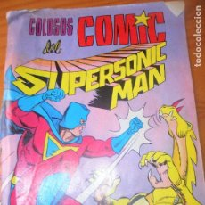 Tebeos: SUPERSONIC MAN - COLOSOS DEL COMIC Nº 34. Lote 118953243