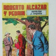 Tebeos: ROBERTO ALCAZAR Y PEDRIN Nº 278 2 ÉPOCA 1981. NAPOLEÓN Y COMPAÑIA. Lote 119075659