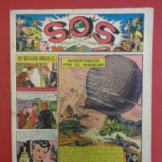Tebeos: S.O.S. EDITORIAL VALENCIANA. Nº 5 ORIGINAL. MBE. Lote 119941883