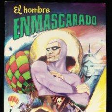 Tebeos: EL HOMBRE ENMASCARADO N 2 - LA GRAN CARRERA - COLOSOS DEL COMIC - AÑO 1980 - ED VALENCIANA – COLOR. Lote 119256979