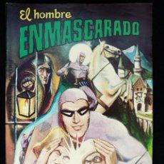 Tebeos: EL HOMBRE ENMASCARADO Nº 5 - HUIDA DE LA BASTILLA - COLOSOS DEL COMIC - AÑO 1980 - ED VALENCIANA . Lote 119258599