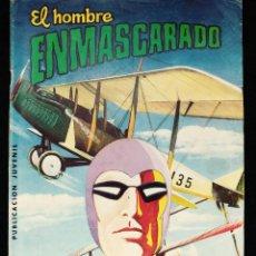 Tebeos: EL HOMBRE ENMASCARADO Nº 16 - LOS PIRATAS DEL AIRE - COLOSOS DEL COMIC - AÑO 1980 - ED VALENCIANA. Lote 119259083