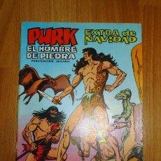 Tebeos: PURK : EL HOMBRE DE PIEDRA. EXTRA DE NAVIDAD [1974] (SELECCIÓN AVENTURERA EDIVAL). Lote 119260839
