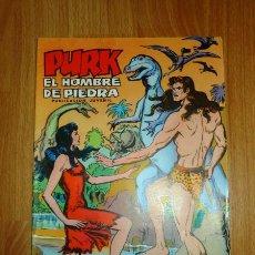 Livros de Banda Desenhada: PURK : EL HOMBRE DE PIEDRA. NÚM. 1 (SELECCIÓN AVENTURERA EDIVAL). Lote 119260979