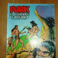 Tebeos: PURK : EL HOMBRE DE PIEDRA. NÚM. 34 : DESOLACIÓN (SELECCIÓN AVENTURERA EDIVAL). Lote 119261155