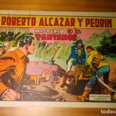 Tebeos: ORIGINAL - ROBERTO ALCAZAR Y PEDRÍN - NÚMERO 926: MISTERIO EN LOS PANTANOS - MUY BUEN ESTADO. Lote 119342671