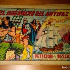Tebeos: ORIGINAL - EL GUERRERO DEL ANTIFAZ - NÚMERO 649: PETICION DE RESCATE. Lote 119724219