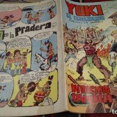 Tebeos: YUKI EL TEMERARIO Nº2 INVASION INDIA. Lote 119851275