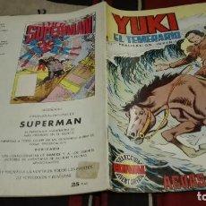 Giornalini: YUKI EL TEMERARIO Nº18 AGUAS TURBULENTAS. Lote 119853031