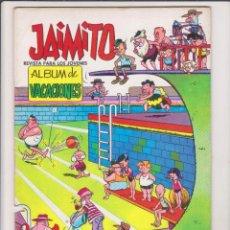 BDs: JAIMITO - ÁLBUM DE VACACIONES - MUY BUEN ESTADO. Lote 119860095