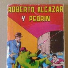 Tebeos: RETAPADO N°1 DE ROBERTO ALCÁZAR Y PEDRÍN. CONTIENE LOS EXTRAS 38-39-40-41-42 (EDIVAL, 1979).. Lote 119865039