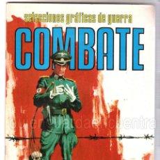 Tebeos: LOTE 7 COMICS COMBATE 64-103-128-129 AREA RELATOS DE GUERRA 7 Y 8 COMANDOS EN ACCIÓN DEL MAR Nº 5 . Lote 119943299