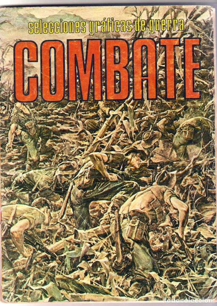 Tebeos: Lote 7 comics combate 64-103-128-129 area relatos de guerra 7 y 8 comandos en acción del mar nº 5 - Foto 4 - 119943299