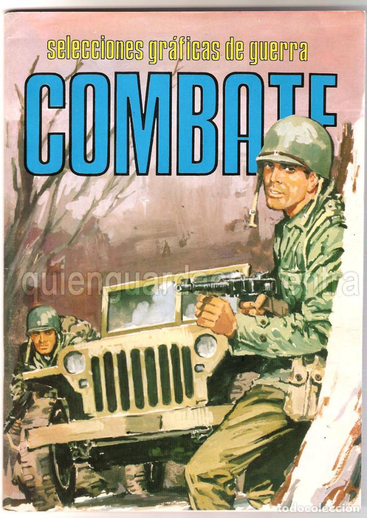 Tebeos: Lote 7 comics combate 64-103-128-129 area relatos de guerra 7 y 8 comandos en acción del mar nº 5 - Foto 5 - 119943299