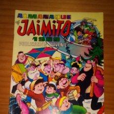 Tebeos: ALMANAQUE DE JAIMITO 1969 - MUY BUEN ESTADO. Lote 119955127