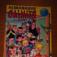 Tebeos: ALMANAQUE JAIMITO PARA 1972 - BUEN ESTADO. Lote 119988227