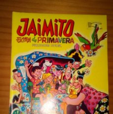 BDs: JAIMITO - EXTRA DE PRIMAVERA - AÑO 1969 - PERFECTO ESTADO. Lote 119999523