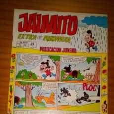 Tebeos: JAIMITO - EXTRA DE PRIMAVERA - NÚMERO 1479 - PERFECTO ESTADO. Lote 120000491