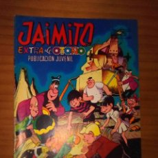 BDs: JAIMITO - EXTRA DE OTOÑO - AÑO 1969 - MUY BUEN ESTADO. Lote 120068767