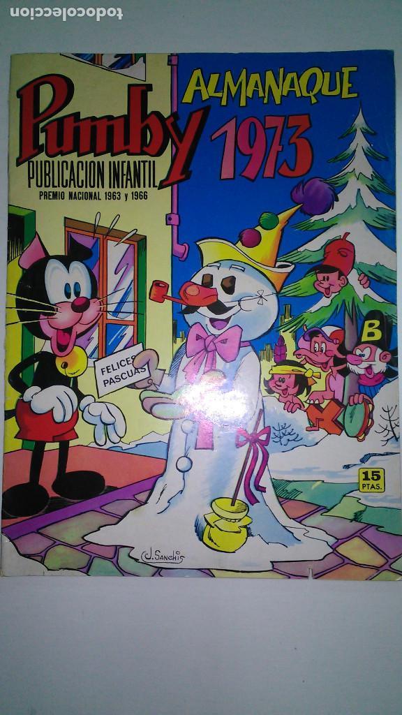 * PUMBY * PUBLICACION INFANTIL * ED. VALENCIANA * LOTE 3 Nº * EXTRAS * (Tebeos y Comics - Valenciana - Pumby)