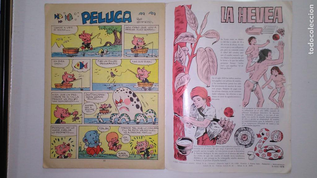 Tebeos: * PUMBY * PUBLICACION INFANTIL * ED. VALENCIANA * LOTE 3 Nº * EXTRAS * - Foto 9 - 120490315