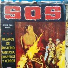 Tebeos: SOS - SEGUNDA ÉPOCA, Nº 14 - ED. VALENCIANA 1981 . Lote 120552099