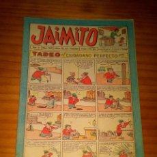 Tebeos: JAIMITO - NÚMERO 327 - BUEN ESTADO. Lote 120694683