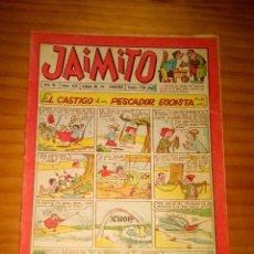 Tebeos: JAIMITO - NÚMERO 329 - BUEN ESTADO. Lote 120695639