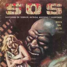Tebeos: SOS-II ÉPOCA- Nº 49 -CERDÁN-EL GRAN -MANUEL GAGO-E. PUCHADES- LAIN-BUENO-1983-DIFÍCIL-LEAN-8731. Lote 120949004
