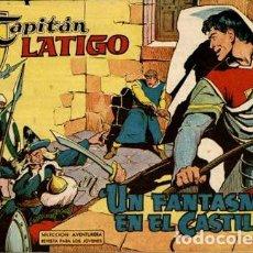 Tebeos: EL CAPITÁN LÁTIGO-10 (VALENCIANA, 1962) DE FERNANDO CABEDO. Lote 121029439