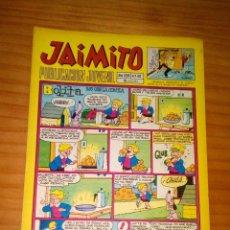 BDs: JAIMITO - NÚMERO 1102 - PERFECTO ESTADO. Lote 121100371
