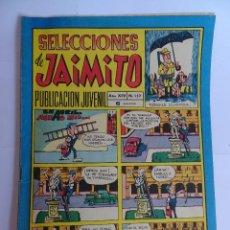 Tebeos: COMIC SELECCIONES DE JAIMITO Nº 159 VALENCIANA, VER FOTOS. Lote 121315803