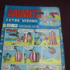 Tebeos: JAIMITO EXTRA DE VERANO 1975. Nº 1.337. EDITORIAL VALENCIANA.. Lote 121419783