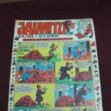 Tebeos: JAIMITO EXTRA DE OTOÑO 1973. Nº 1.244. EDITORIAL VALENCIANA.. Lote 121420007