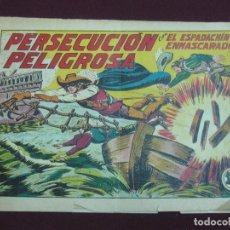 Tebeos: EL ESPADACHIN ENMASCARADO. Nº 71. EDITORIAL VALENCIANA. . Lote 121437403