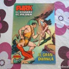 Tebeos: PURK EL HOMBRE DE PIEDRA Nº 10. Lote 121503363