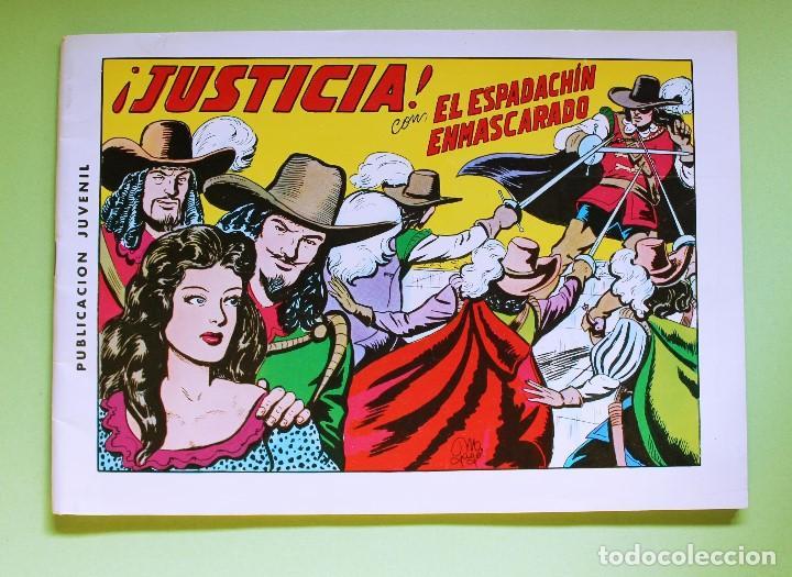 EL ESPADACHÍN ENMASCARADO - 2ª ED. Nº2 (Tebeos y Comics - Valenciana - Espadachín Enmascarado)