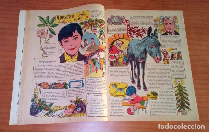Tebeos: PUMBY - ÁLBUM DE NAVIDAD Y REYES - AÑO 1971 - MUY BUEN ESTADO - Foto 4 - 121552695