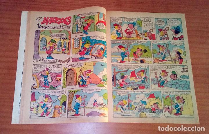 Tebeos: PUMBY - ÁLBUM DE NAVIDAD Y REYES - AÑO 1971 - MUY BUEN ESTADO - Foto 5 - 121552695
