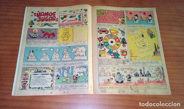 Tebeos: PUMBY - ÁLBUM DE NAVIDAD Y REYES - AÑO 1971 - MUY BUEN ESTADO - Foto 6 - 121552695