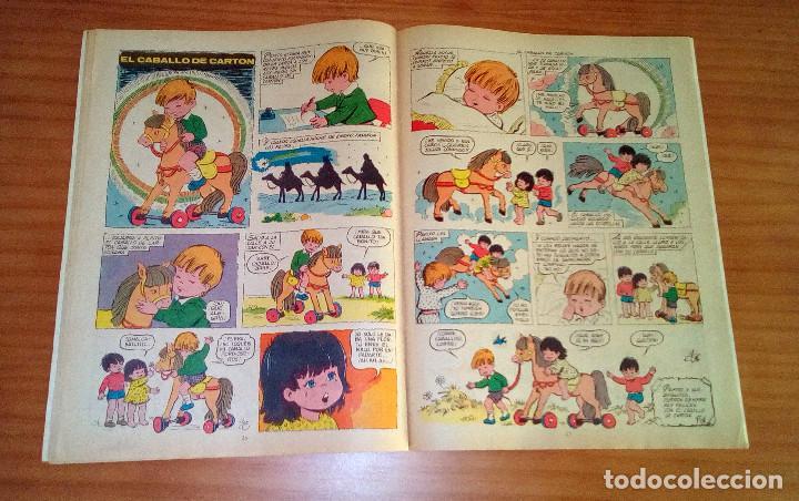 Tebeos: PUMBY - ÁLBUM DE NAVIDAD Y REYES - AÑO 1971 - MUY BUEN ESTADO - Foto 8 - 121552695
