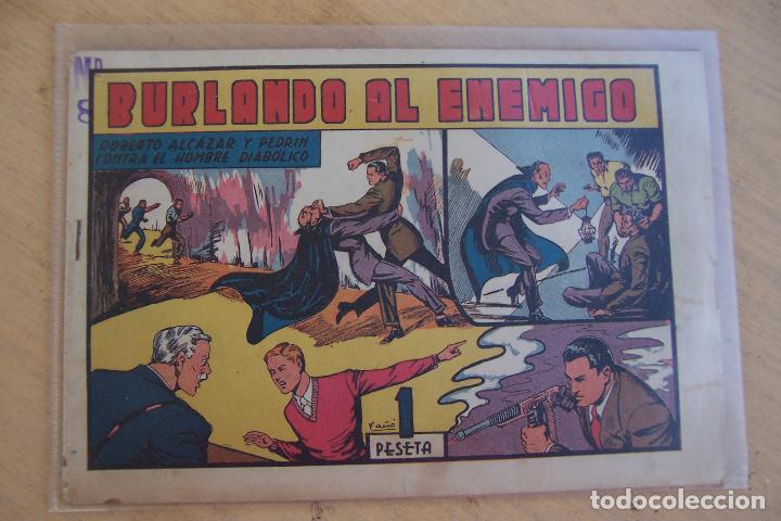 Tebeos: Valenciana, lote 26 nº roberto alcázar contra el hombre diabólico - Foto 47 - 53541884