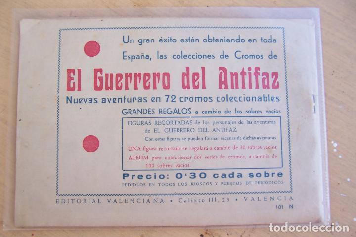 Tebeos: Valenciana, lote 26 nº roberto alcázar contra el hombre diabólico - Foto 48 - 53541884