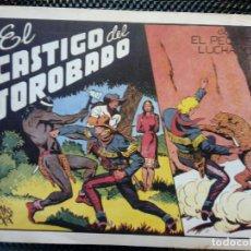 Tebeos: COMIC EL PEQUEÑO LUCHADOR Nº 30 - EDTO. VALENCIANA 1944 - ORIGINAL ( M-2). Lote 121656615