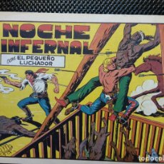 Tebeos: COMIC EL PEQUEÑO LUCHADOR Nº 20 - EDTO. VALENCIANA 1944 - ORIGINAL ( M-2). Lote 121657871