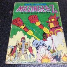 Tebeos: SUPER AVENTURAS MAZINGER Z - EL ROBOT DE LAS ESTRELLAS - TOMO 1 -ED. EDIVAL. Lote 121748727