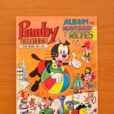 Tebeos: PUMBY - ÁLBUM DE NAVIDAD Y REYES 1970 - EDITORIAL VALENCIANA. Lote 121837435