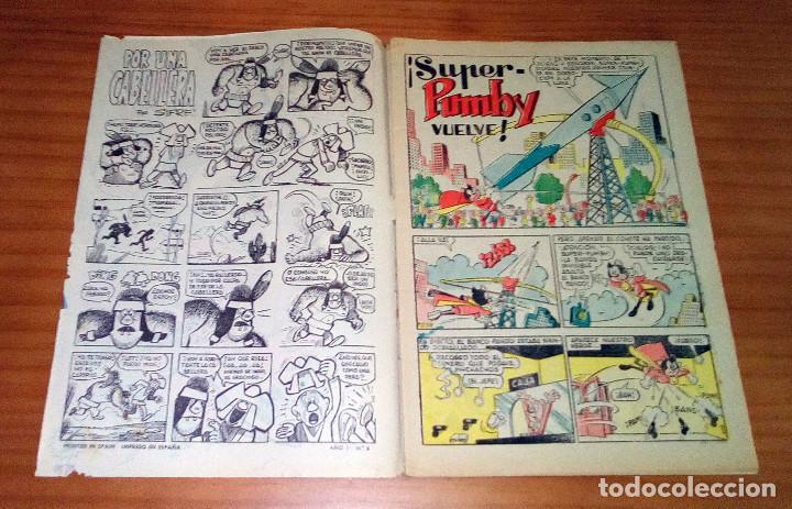 Tebeos: SUPER PUMBY - NÚMERO 2 - Foto 2 - 121865475